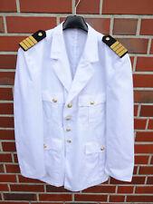 Bundeswehr Marine Uniform Sakko Gr.58 180-185cm Bw Jacke Dienst Kostüm Kapitän 3
