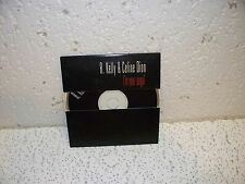 R. Kelly w/ Celine Dion I'm Your Angel CD Single RARE Compact Disc