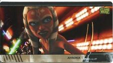 Star Wars Clone Wars Widevision Animation Cel Chase Card #6