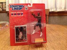 1997 STARTING LINEUP NBA Kerry Kittles New Jersey Nets Basketball Kenner SLU