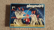 PLAYMOBIL 3742 SHOW HORSES AND TRAINER NEW IN SEALED BOX