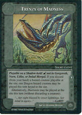 MIDDLE EARTH THE DRAGONS RARE CARD FRENZY OF MADNESS