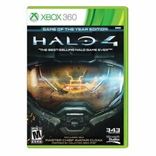 Halo 4 Game of the Year Edition Xbox 360 2013 GOTY Brand New Sealed Fast Ship