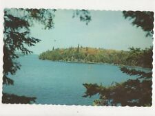 Canoe Lake Algonquin Park Ontario Canada Postcard 811a
