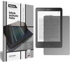 Tolino Epos eBook Reader Protector de Pantalla Protección de la vista dipos