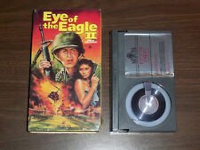 EYE OF THE EAGLE II - BETA RARE - 1989 Todd Field - ACTION CULT - MGM/UA - 2