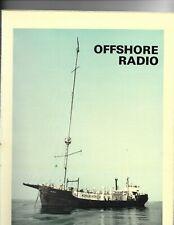 Offshore Radio - Gerry Bishop ( Radio Caroline  Radio  London  Radio Scotland)