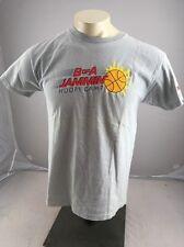 VTG Nike B of A Jammin Hoops Camp Costco sponsored gray tshirt USA Made