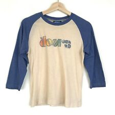 Junk Food Womens The Doors Band Tee Size XS