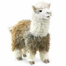 Folkmanis Handpuppe Lama Alpaca
