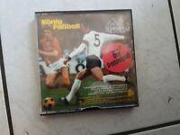 """König Fußball -Super 8mm Film,60 m,color Ton """" Lektion 7 """"Der Doppelpaß"""""""