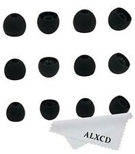 Alxcd Eartips for Motorola Buds Bluetooth Stereo Headset Sf500, Sml 3 Sizes 6