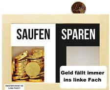Spardose Saufen / Sparen
