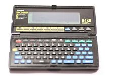 CASIO BOSS SF 8000 64KB Electronic Organiser's