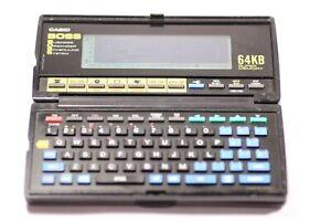 CASIO BOSS SF 8000 64KB Electronic Organiser's