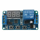Automation DC 12V LED Display Digital Delay Timer Control Switch Relay Module TS