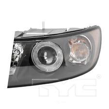 Headlight Assembly Left TYC 20-6858-00