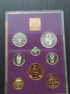 1970 PROOF SET OF COINS G.B AND NORTHERN IRELAND (UNITED KINGDOM)