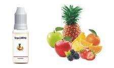 (39,00 € / 100ml) Aroma Tutti Frutti für E-Liquid selbst mischen 10 ml Nr.45