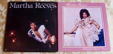 MINT- ,SOUL, FUNK_2-LP-LOT_MARTHA REEVES_THE REST OF MY LIFE & MARTHA REEVES
