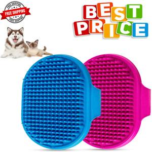 Brush For Pet Dog Puppy Cat Grooming Brush Massaging Brush Hair Long Short UK