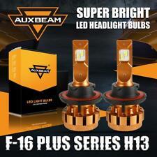 AUXBEAM 70W H13 9008 LED Headlight Bulb Kit for Dodge Ram 1500 2500 3500 2006-12