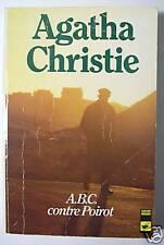 AGATHA CHRISTIE/A.B.C. CONTRE POIROT/CLUB DES MASQUES
