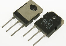 2SD844Y Original New Fairchild TR.NPN LO-SAT.50V-7A-60W-15MHz Transistor 2SD844