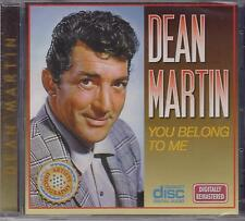 DEAN MARTIN - YOU BELONG TO ME - CD - NEW -