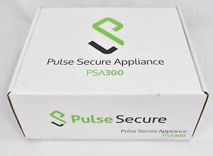 Pulse Secure Appliance PSA 300 SSL VPN NAC Security Appliance