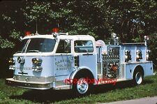 Fire Apparatus Slide, Engine, Carnegie / PA, 1979 American LaFrance