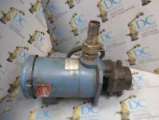 GUSHER MSD4-1-100FJ FR 143YZ 1 HP 3450 RPM 3 PH HIGH PRESSURE CENTRIFUGAL PUMP