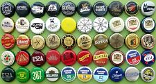 50 Bottle Beer Caps Used  NOT for USA AUSTRALIA CANADA !!!