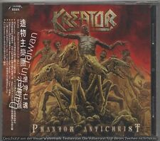 Kreator: Phantom Antichrist (2012) 2-CD OBI TAIWAN