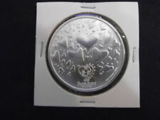 Uncirculated Uncertified Silver European Coins