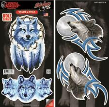 LETHAL THREAT Motorcycle Scooter Snowboard Car Decal STICKER SET SB37727