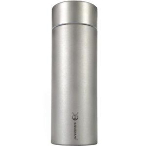 EDC Titanium Double Wall Flask Insulation Bottle Vacuum Tumbler Cup