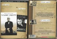 TRUMAN CAPOTE + DE SANG FROID ... 2 FILMS ... COFFRET 2 DVD + LIVRET