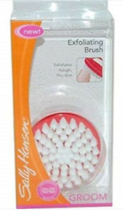 Sally Hansen Exfoliating brush for hands and feet PACK OF 2
