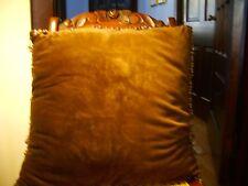 "Downsizing - Lot 2 Pier 1 Decorative Pillows- 16"" & 11"" Square"