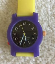 UNITED COLORS OF BENETTON WATCH with INDIGLO  NWOT