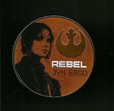 Star Wars Jyn Erso Rebel Alliance Splendid Walt Disney Pin