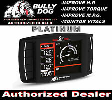 Bully Dog GT Platinum 40417 Programmer Tuner FORD F150 Raptor F250 F350 SUV Gas