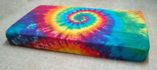 Rainbow Tie-Dye Baby Infant Crib Toddler Bed Fitted Sheet