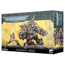 Space Orks Orc Nob Boss Schulterpanzer Shoulder Pad Warhammer 40 k Bitz 55142