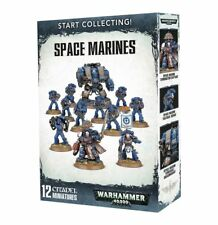 Start Collecting Space Marines Warhammer 40k - Games Workshop - Unopened - New
