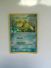 Pokemon Cards EX Emerald Set Holofoil Holographic Relicanth (1) Card