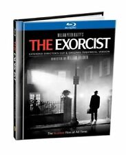 THE EXORCIST :Extended directors & theatrical  -  Blu Ray - Sealed Region free