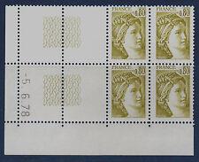 TIMBRE N° 1971 NEUF XX - COIN DATE A GAUCHE DU 5-6-78 - SABINE DE GANDON