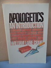 Apologetics: An Introduction by William Lane Craig (1989, Paperback)